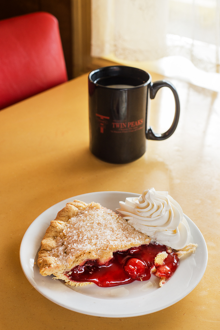 Cherry Pie Damn Good Coffee