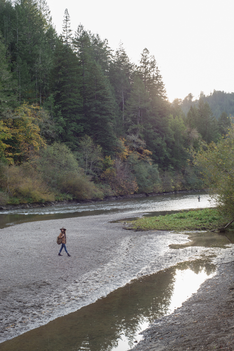 Cazadero on the Russian River