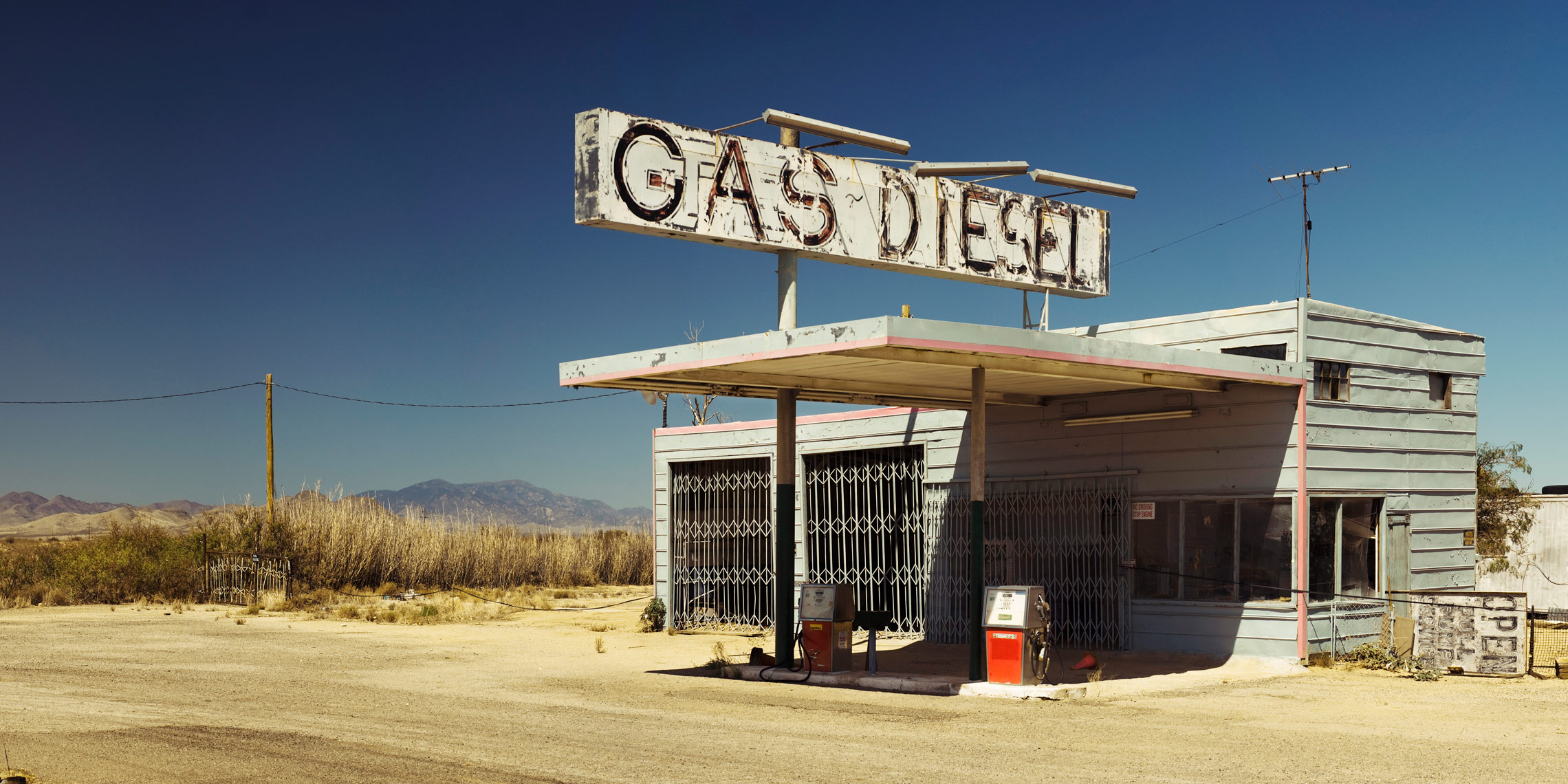 gas station 13