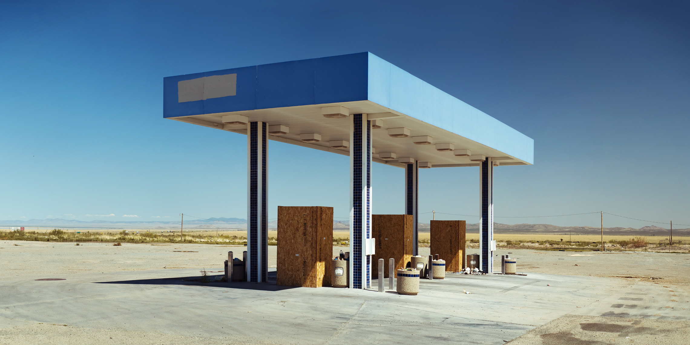 gas station 17